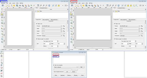 qgis print layout is it possible to change orientation of specific pages in