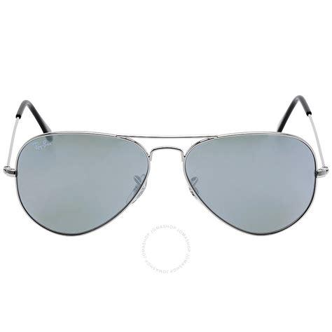 Kacamata Rayban Aviator Silver Mirror Mali4815 rayban rb3025 w3277 silver mirror padomart