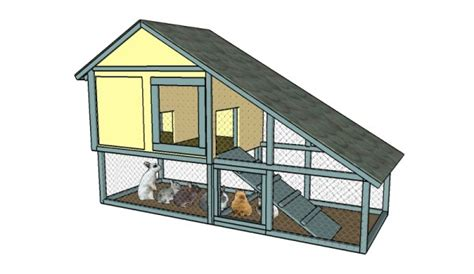 Building Rabbit Hutches Plans Free 5 free rabbit hutch plans free garden plans how to build garden projects