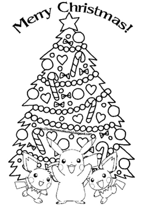 pokemon coloring pages christmas pokemon coloring pages