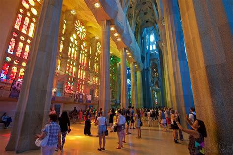 Spain   Barcelona   La Sagrada Familia   RVCH Photography
