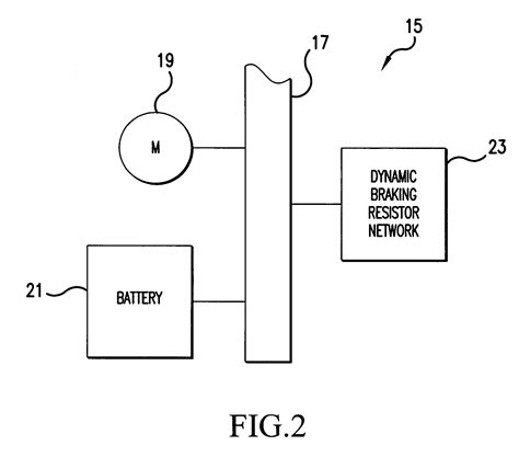 brake resistor connection braking resistor connection 28 images patent us7012392 multi stage dynamic braking resistor