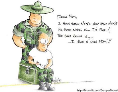 boat cartoon marine marine corps mom cartoons fig 34 dear mom i have