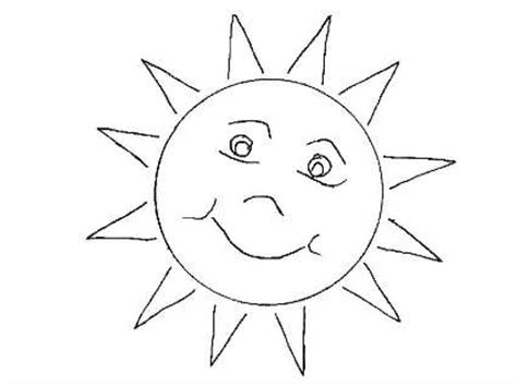sun face coloring page sun coloring pages 6 coloring kids