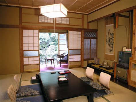 japanese room decor japanese washitsu living room japan pinterest