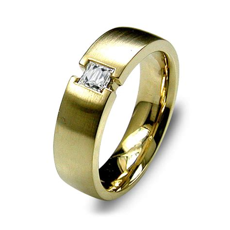 unique mens fashion rings bridal jewelry tycoon cut