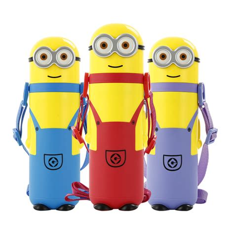Tupperware Thermos Flask 350 Ml minion bullet vaccum flask thermos cup 350ml