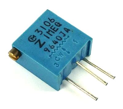 microchip digital variable resistor 1m ohm variable resistor trimpot murata pot3106z 1 105 west florida components