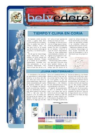 tiempo en coria el tiempo y el clima en coria by javier jimenez issuu