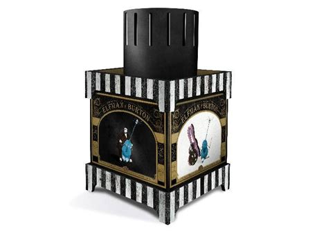 danny elfman tim burton music box the danny elfman tim burton 25th anniversary music box
