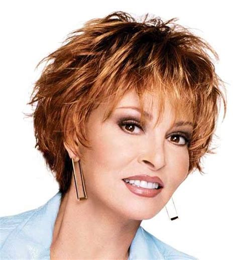 short hairstyles for women over 50 buzzle choppy layered hairstyles for 50 36 celebrity approved