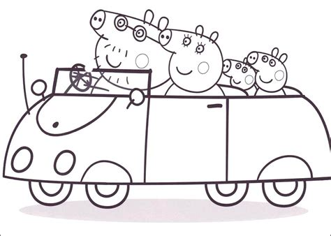 peppa pig para colorear peppa pig para colorear best coloring pages for kids