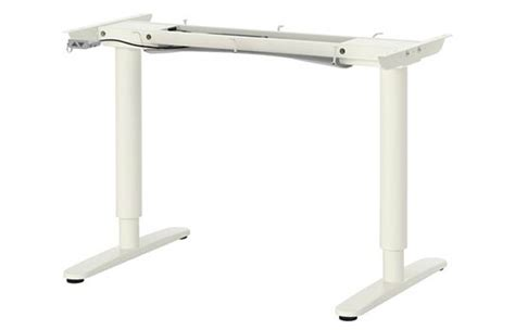bekant sit stand desk ikea bekant motorised sit and stand desks are now