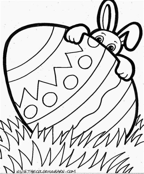 Easter Coloring Pages For Children S Church | coloring pages printable easter coloring pages free