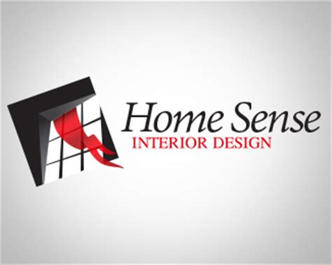 home interior design logo home sense interior design designed by sadesign brandcrowd