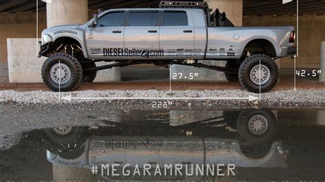 Ram Van Giveaway - mega ramrunner dieselsellerz blog