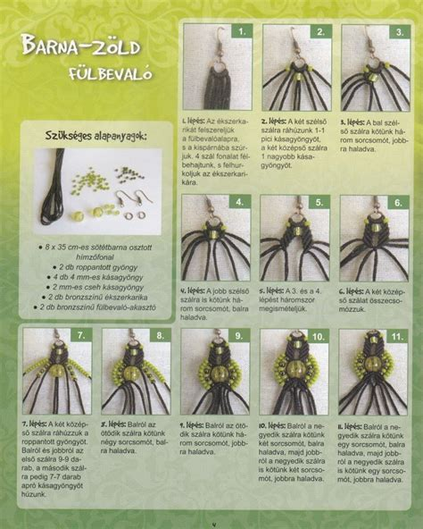 Macrame Tutorial - 1000 ideas about micro macrame on macrame