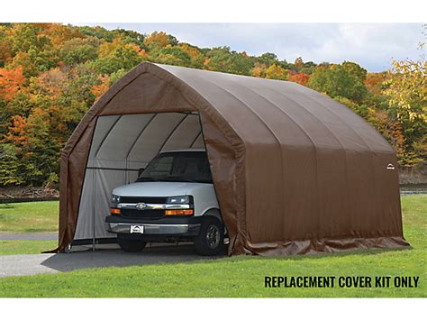 Shelterlogic Garage Replacement Covers by Replacement Cover Kit For The Garage In A Box 174 Suv Truck