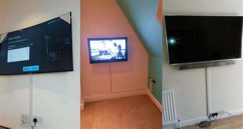 tv installation specials tv mount installation wires hidden gallery hang my screen uk