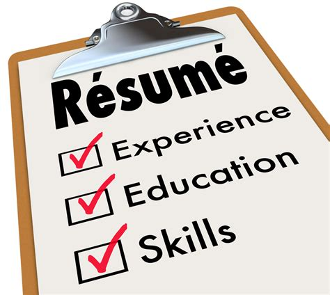 Resume Clip by The Chiropractic Visit What To Expect At The