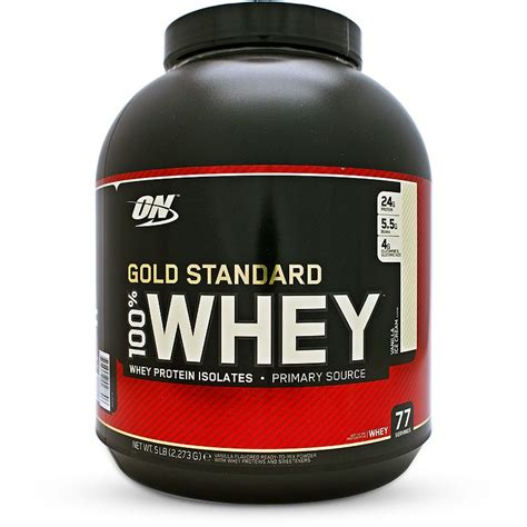 Whey Optimum Nutrition Optimum Nutrition 100 Whey Gold Standard
