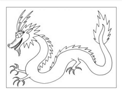 chinese dragon coloring pages easy printable chinese dragon coloring pages gt gt disney coloring