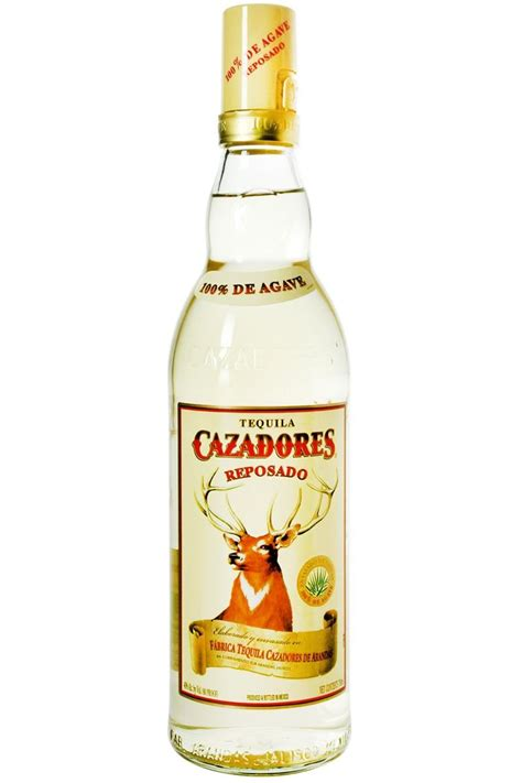 Home Wine Storage by Cazadores Tequila Reposado Haskell S