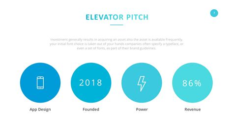 Startup Company Pitch Deck Keynote Template By Slidefusion Graphicriver Startup Pitch Deck Template