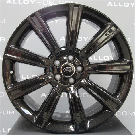 range rover rims 2017 range rover evoque part number bj3m 1007 cb alloy hub