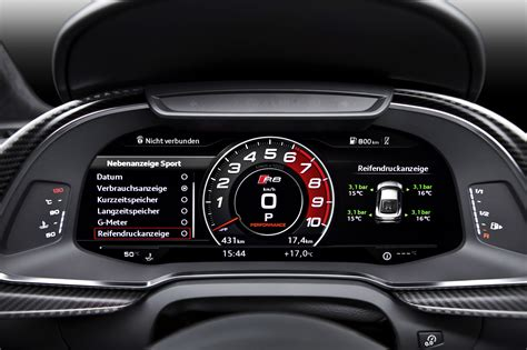 audi dashboard dashboard audi r8 v10 plus worldwide 2015 pr