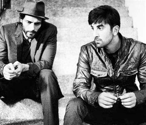 first look ranbir kapoor at roy sets filmibeat roy first look arjun ral s grungy look stands out