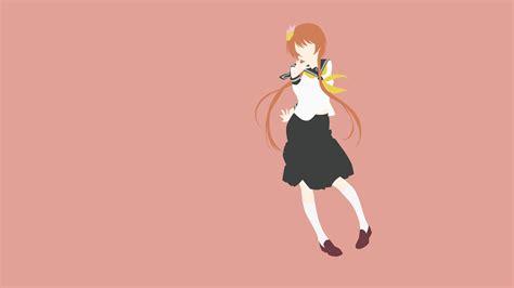 anime girl school uniform wallpaper anime nisekoi anime girl orange hair wallpaper marika