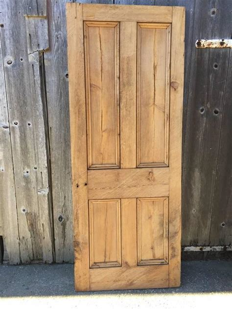 Reclaimed Interior Doors For Sale Antique Pine Doors For Sale At 1stdibs