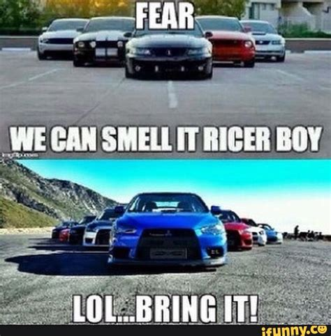 mustang ricer ricer mustang meme www imgkid com the image kid has it