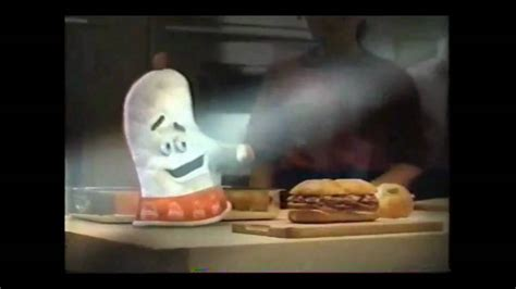 who does the arbys commercial arby s oven mitt commercial youtube