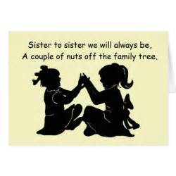 sister birthday card zazzle