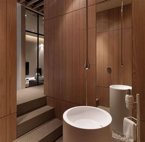 Modern Upstairs Bathroom White Modern Upstairs Bathroom Interior Design Ideas
