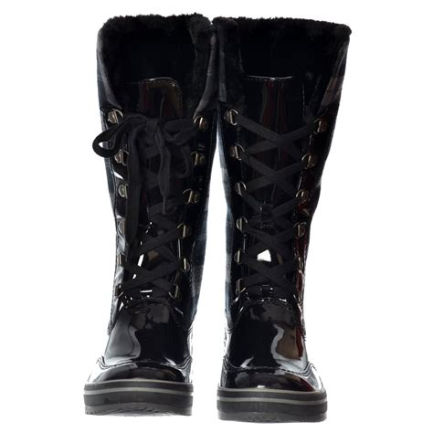 tribal pattern winter boots womens girls rocket dog suri winter snow ski boot tribal