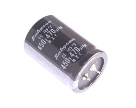 470uf 450v electrolytic capacitor 450mxc470msn35x50 rubycon capacitor 470uf 450v aluminum electrolytic snap in 2020057336