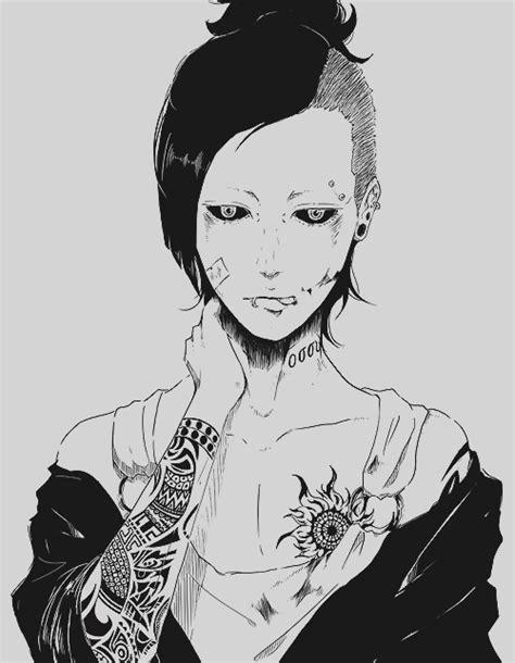 anime hairstyles tumblr punk anime boy tumblr
