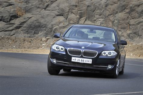BMW 5 Series Review 525 D   Cars First Drive   Luxury
