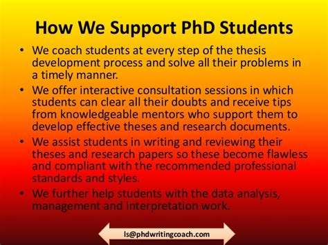 dissertation writing coach coach to help you with dissertation writing