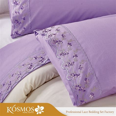 bed sheet flower design home textile cheap queen bed sheets set lace flower design
