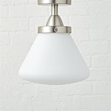 industrial flush mount light industrial flush mount ceiling light the land of nod