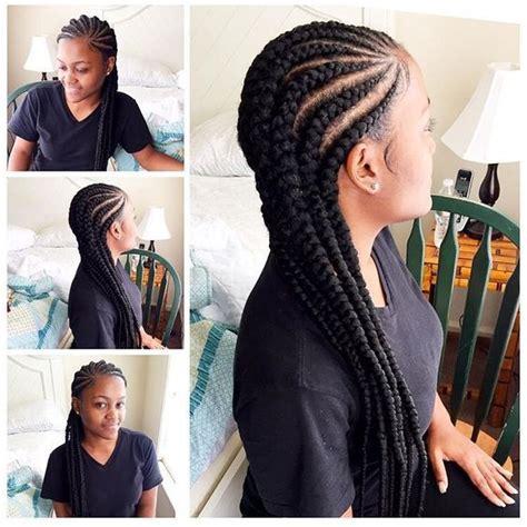 large cornrows braids for black women cornrows for black women everything hair pinterest