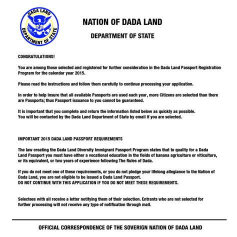 28 reason for change in resume dada land passport