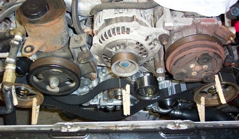 airbag deployment 2012 subaru legacy electronic valve timing service manual installing a 2009 subaru legacy timing belt tensioner timing belt replacement