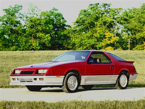Dodge Daytona Turbo Z Images Of Dodge Daytona Turbo Z 1984 86 1024x768