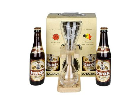 kwak belgian beer gift by vincredible wine gifts