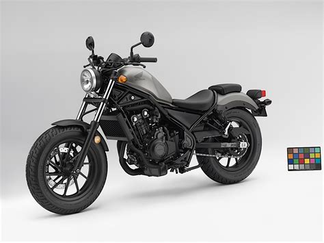 honda rebel honda unveils new rebel 500 for 2017 autoevolution
